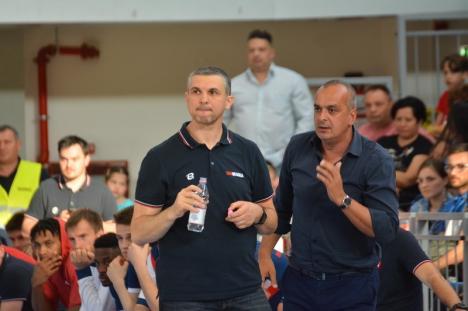 Bravo, CSM! Oradea e în finala Ligii Naţionale la baschet! (FOTO / VIDEO)