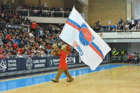 În sfârşit! CSM CSU Oradea a învins acasă campioana României, U BT Cluj-Napoca (FOTO)