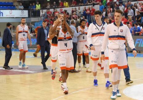 CSM CSU Oradea susţine, sâmbătă, la Sibiu primul joc din 2020