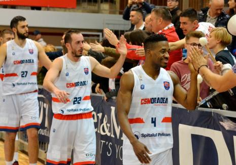 Cinci jucători şi antrenorul CSM CSU Oradea, la All Star Game 2019