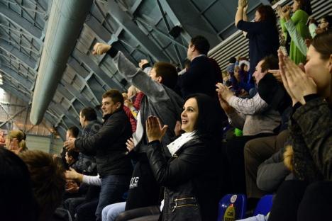 Performanţă istorică la polo: CSM Digi Oradea s-a calificat în finala LEN Euro Cup! (FOTO / VIDEO)