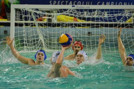 Victorii facile pentru CSM Oradea în derby-ul local cu Crişul (FOTO)