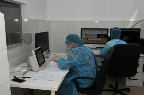Achiziție importantă la Spitalul Beiuș: A fost pus în funcțiune un CT performant, care va deservi peste 100.000 de bihoreni (FOTO)