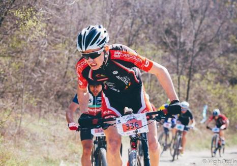 Trei componenţi ai Carcover Racing Team Oradea vor reprezenta România la Balcaniada de ciclism XCO Olimpic din Grecia