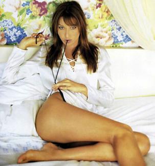 Carla Bruni, cea mai enervantă vedetă