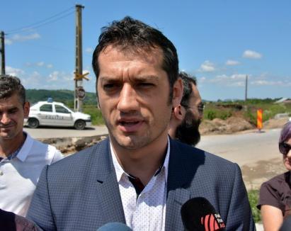 Şeful de la Drumuri, Cătălin Homor, revocat din funcţie