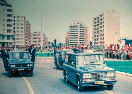 """Dacă vreţi să vă amintiţi: Expoziție fotografică """"Evoluția Orașului Oradea în Perioada Comunistă"""", la Muzeul Cetăţii"""
