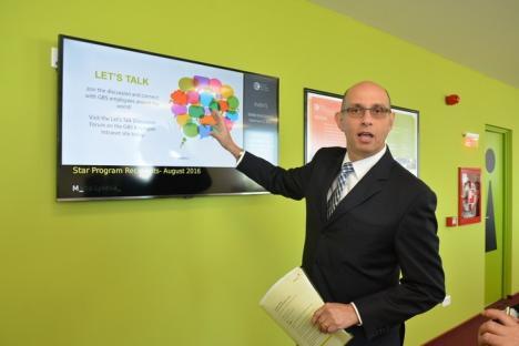 Miza pe creiere: Companie cu vânzări de 5,6 miliarde dolari pe an, Celestica şi-a înfiinţat la Oradea cel mai tare Centru de Servicii Globale (FOTO)