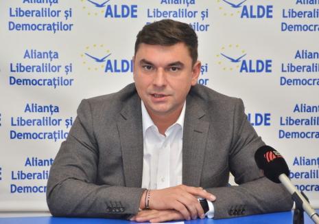 Liderul ALDE Bihor critică întârzierile lucrărilor făcute de Primăria Oradea, dar nu le vede pe cele de la Consiliul Judeţean