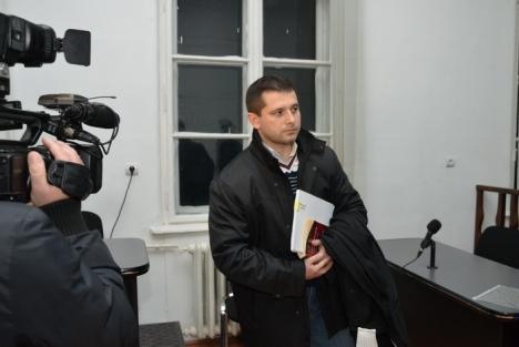 Fostul şef al DNA Oradea, Ciprian Man, revine acasă!