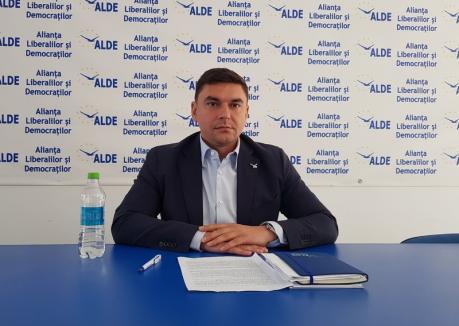 După dezastrul de la europarlamentare, toată conducerea ALDE Bihor a fost demisă. Mai puţin preşedintele interimar