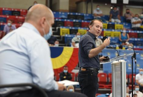 Bolojan vs. Cîţu: Cum se contrează liderul PNL Bihor cu premierul României, despre guvernare şi investiţii