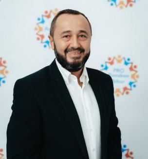 Claudiu Pop, prefectul județului Bihor în perioada 2012-2017: Politica mea este OMUL! CETĂȚEANUL!