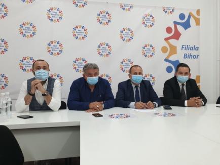 Încă membru ALDE, Traian Bodea se laudă că Pro România va face parte din conducerea Oradiei şi Bihorului