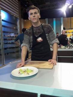 'Bravo, copile!': Un tânăr de 17 ani din Vadu Crişului a făcut senzaţie la 'Chefi la cuţite' (VIDEO)