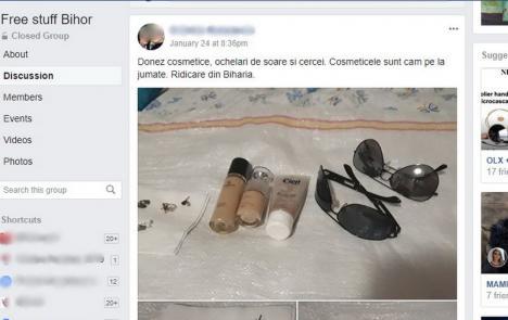 Ocska online: Piața de vechituri din Oradea s-a mutat pe Facebook
