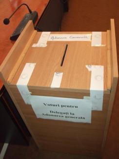 Record de implicare în alegerea conducerii Colegiului Medicilor: au votat jumătate dintre medicii bihoreni