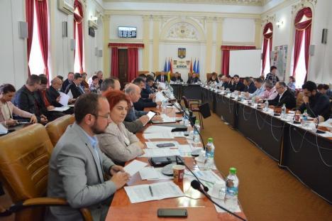 După 3 ani în care au dat bani pentru ONG-uri fără un regulament aprobat de aleşii bihorenilor, şefii Consiliului Judeţean propun unul şi cer sugestii