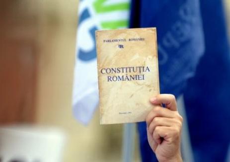 Propunerile USL pentru revizuirea Constituţiei: Parlament bicameral şi atribuţii clare ale preşedintelui
