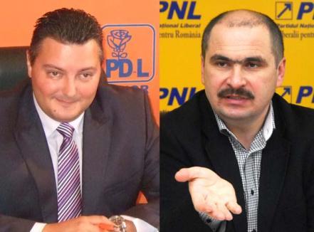 """Corcheş vs. Bolojan: """"Candidez la Primărie numai dacă pot să-l bat"""""""