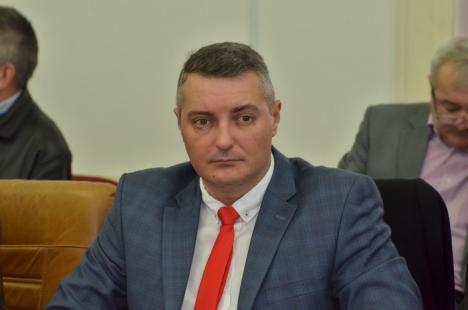 """""""Partizanul"""" Dorin Corcheş, din nou şef la Oficiul Judeţean de Studii Pedologice!"""