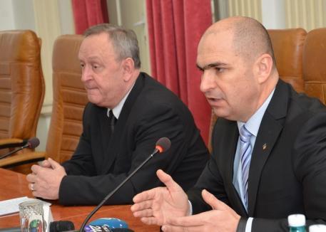 Lobby pentru reparaţie: Cornel Popa, 'pus' vicepreşedinte la Senat de… Bolojan!