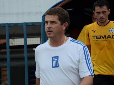 """Antrenorul Cosmin Bodea a fost desemnat """"principal"""" la Olimpia Satu Mare"""