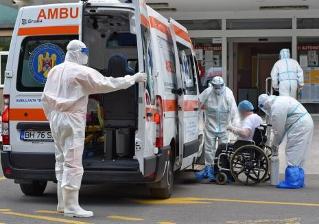 3 decese şi încă 240 noi îmbolnăviri Covid în Bihor, 11 din rândul unor adolescenţi dintr-un centru pentru copii