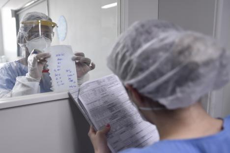 800 decese provocate de Covid-19 în Bihor de la debutul pandemiei. În ultimele 24 de ore, încă 68 îmbolnăviri şi sub 50 de vindecări