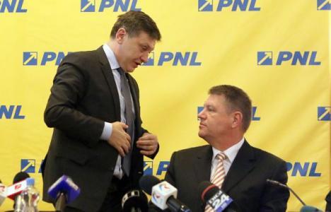 Demisii la conducerea PNL: Toţi liderii de la nivel central şi-au dat demisia
