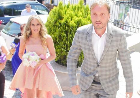 Crina Abrudan s-a măritat! (FOTO)