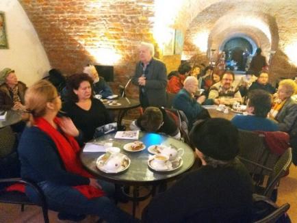 O carte a recunoştinţei: Istoricul Cristina Puşcaş şi-a lansat cel mai recent volum în cadrul unui eveniment dedicat foştilor deţinuţi politici