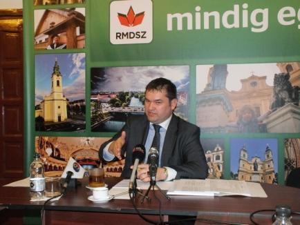 Cseke: Niciunul dintre parlamentarii UDMR Bihor nu va figura pe listele de candidaţi la alegerile locale