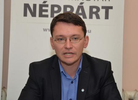 Din cauza lui Szabo Odon, PPMT se teme de 'o campanie murdară' anul viitor. 'Colaborăm mai bine cu primarii români decât cu cei ai UDMR'