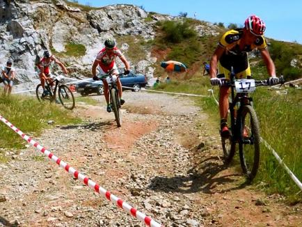 Cupa Crater XCO Betfia: Cel mai bun ciclist bihorean e un adolescent de 16 ani (FOTO / VIDEO)