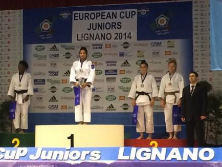 Rezultate bune pentru Lorena Podelenczki şi Andreea Florian, la Cupa Europeană de juniori din Italia