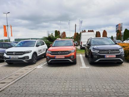 Campania 'Volkswagen SUV Driving Days' pune orădenii în mişcare! (FOTO / VIDEO)