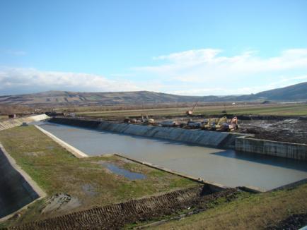 Barajul de la Suplacu de Barcău, în valoare de 36 milioane de euro, a fost inaugurat