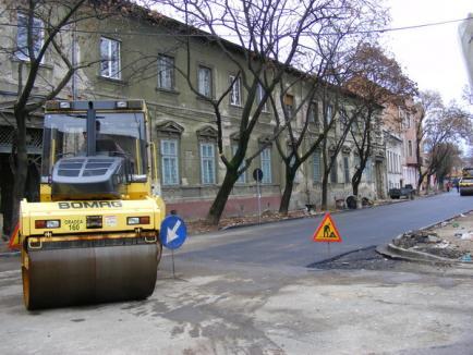 Strada Iuliu Maniu, aproape gata