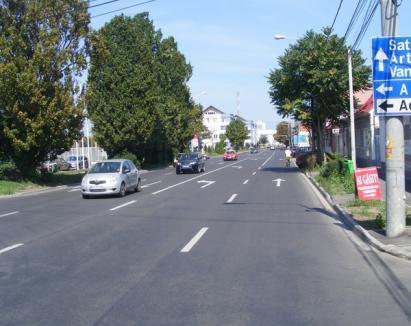 Primăria Oradea a făcut bilanţul după modernizarea a 19 străzi pe bani europeni