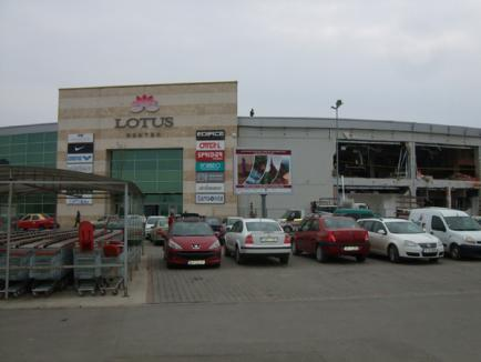 Lotus Center se demolează! (FOTO)