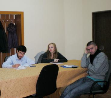 Studenţii străini care au ales Oradea în programul Erasmus, duşi la distracţie