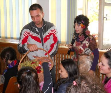 """Prin """"Gastro"""", elevii de la Liceul Pedagogic din Beiuş învaţă să trăiască sănătos"""