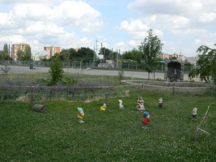 Grădina perfectă, deschisă pentru copii toată vara (FOTO)