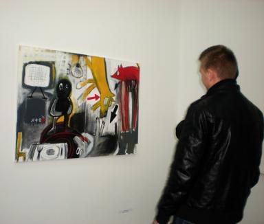'Konstant' cu artă contemporană (FOTO)