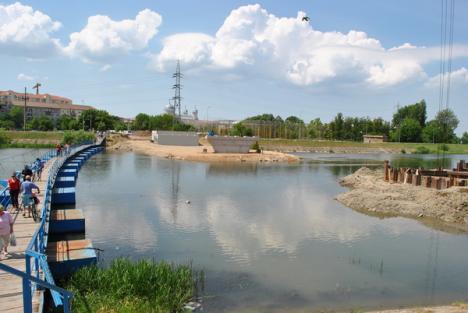 Încep lucrările la suprastructura Podului Sovata