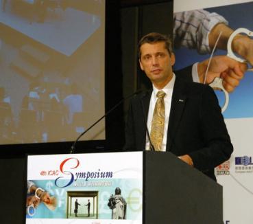 Se înfiinţează o academie internaţională anticorupţie, România fiind stat fondator