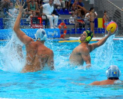 România a câştigat finala pentru locul cinci şi biletul pentru mondialele de polo (FOTO)