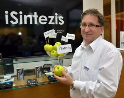 S-a deschis primul magazin Apple veritabil: iSintezis (FOTO)