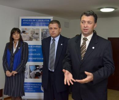 Concurenţă din Ungaria: Compania de Apă din Bekes a intrat pe piaţa analizelor de apă, aer şi sol